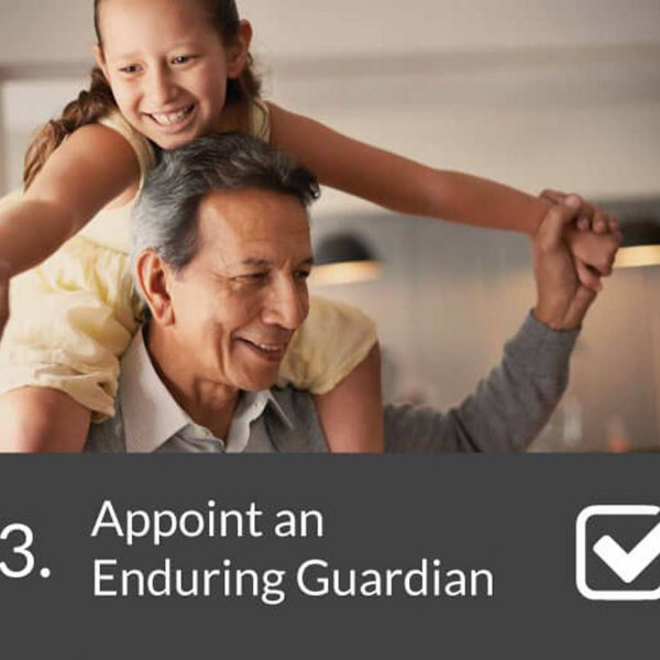 Appointments of Enduring Guardian